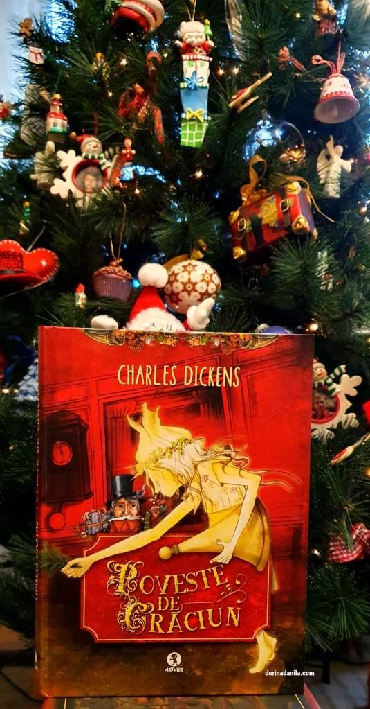 Colind de Crăciun de Dickens
