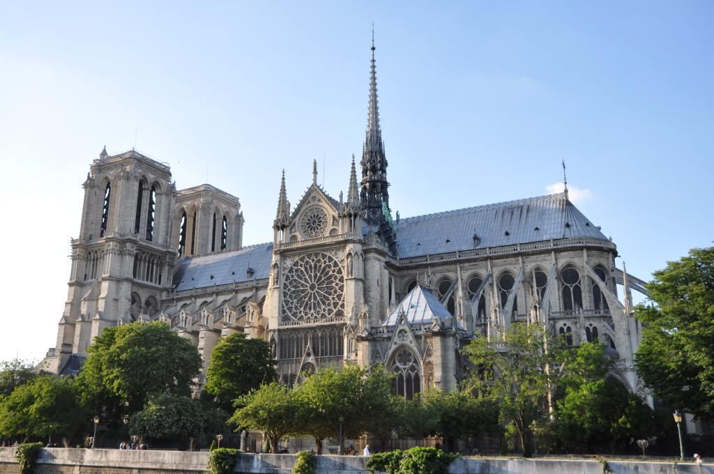 Catedrala Notre-Dame Paris
