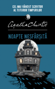 Noapte nesfârșită Agatha Christie