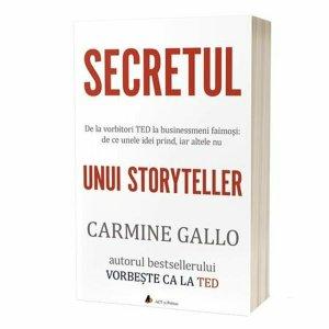 Secretul unui storyteller