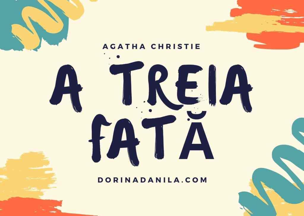 A treia fată Agatha Christie